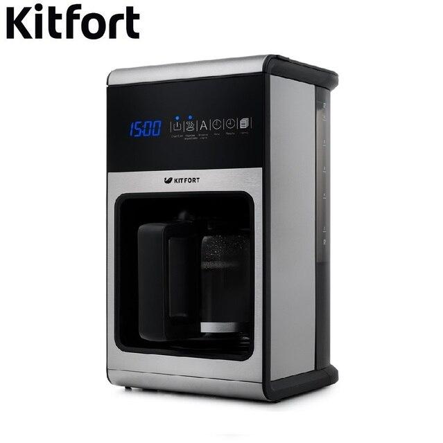 Кофеварка Kitfort KT-714