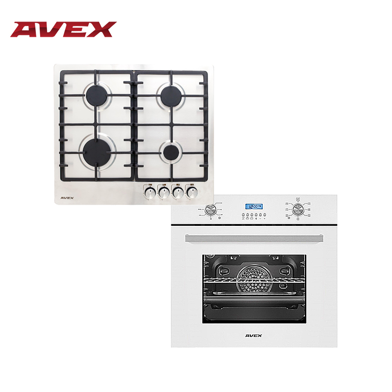 Set the cooktop AVEX HS 6042 W and  electric oven AVEX HM 6170 W w w hardwicke sunday and the sabbath question