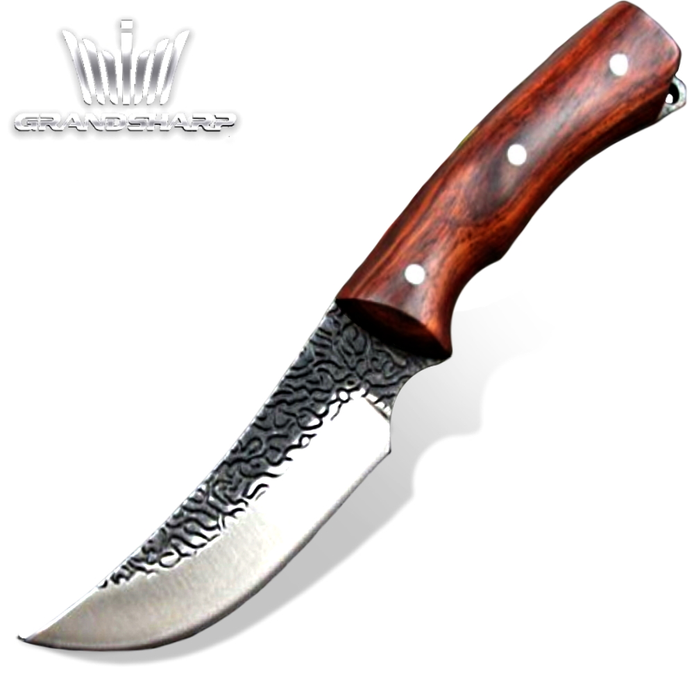 Hunting knife fixed blade camping survival BBQ outdoor fishing tools stainless steel equipment chef's boning kitchen knives NEW|Knives| |  - title=