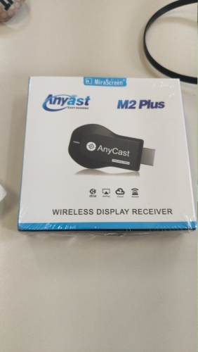Anycast Super Tv Receptor WiFi 1080p Profissional 100% Original photo review