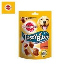 Лакомство для взрослых собак Pedigree Tasty Bites арома
