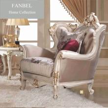 FANBEL furniture single sofa classic frame wood