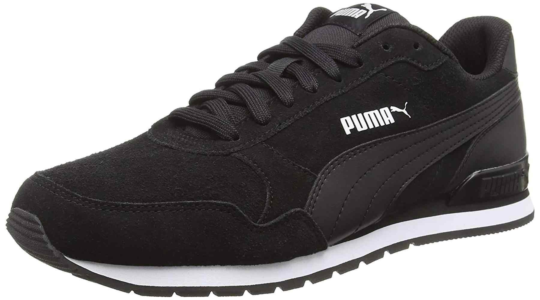 PUMA ST RUNNER V2 SD MAN'S BLACK SPORT SHOES 36527901