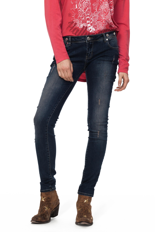 CUPID KILLER COLLECTION KIONA Jeans for Women Blue Color SKINNY CK000053