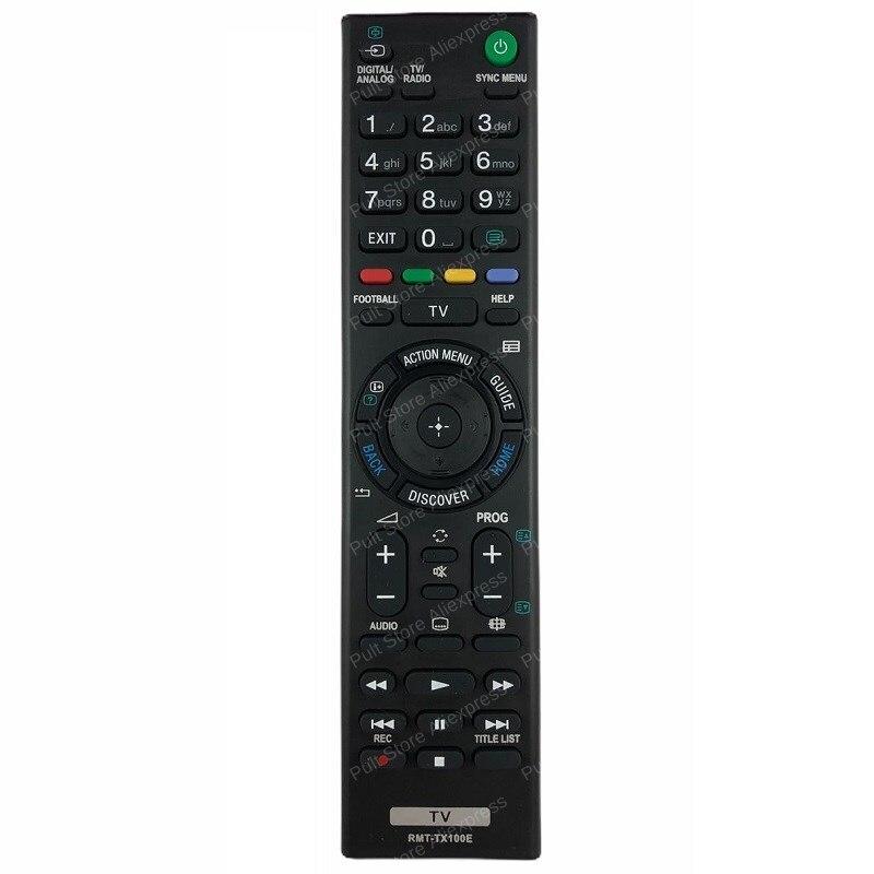 Пульт RMT-TX100E для телевизора SONY