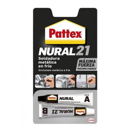 WELDING REP. METAL 22 ML GR COLD NURAL-21 PATTEX