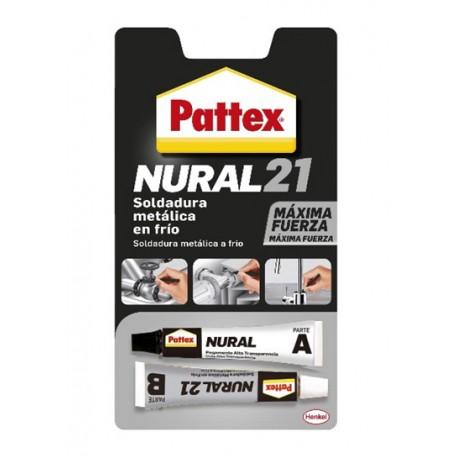WELDING REP. METAL 22 ML GR COLD NURAL-21 PATTEX