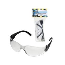 Okulary ochronne En166 Sport przezroczyste.