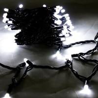 Venta https://ae01.alicdn.com/kf/U02819b2f8ed646f5a7a01ff6a259e34fA/Hilo de guirnalda 220 230 cable negro 100 led blanco frío calle Solar.jpg