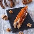 Удивительный здоровый жареный грецкий орех с мелассой турецкий подсвечник Delight веганские конфеты десерт вкусные Изысканные сладкие 450 грам...