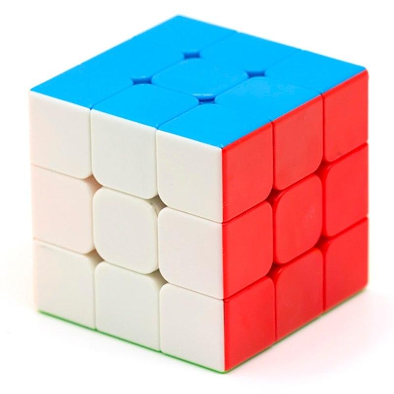 Кубик Рубика ShengShou 3x3x3 Legend (ШенгШоу 3х3х3 Лэджэнд), колор версия без наклеек.