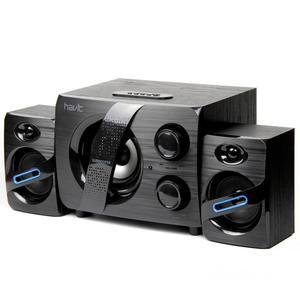 Colonnes actives HAVIT HV-SF5625BT (10W, 2.1, Bluetooth, caisson de basses)