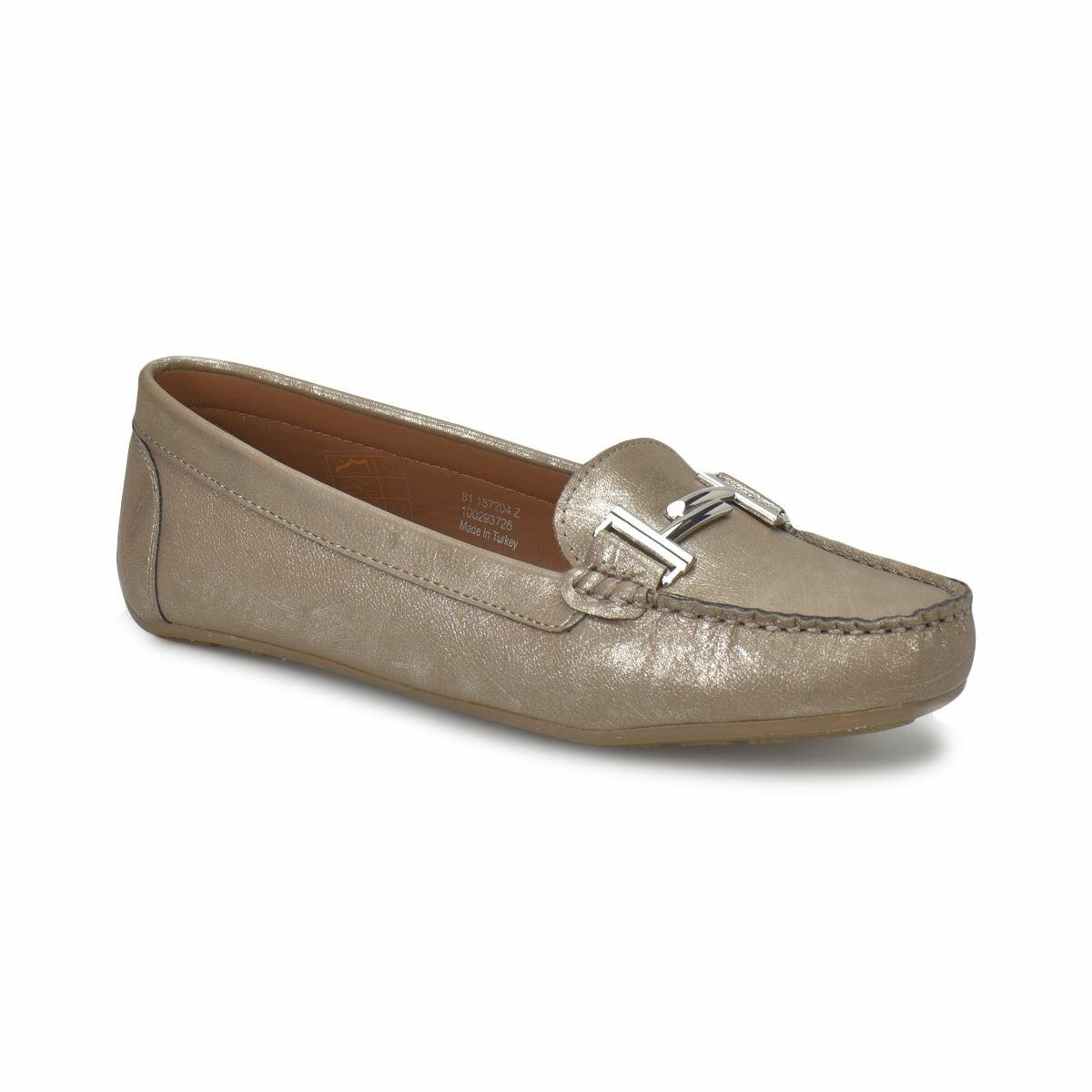 FLO 81. 157204.Z Bronze Women 'S Modern Shoes Polaris