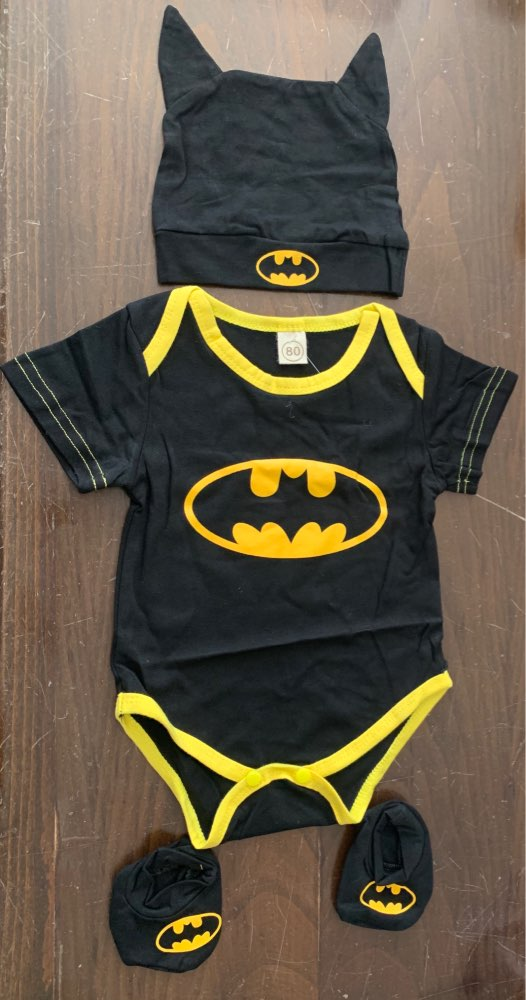 2017 Summer Cute Batman Newborn Baby Boys Infant Rompers+Shoes+Hat 3Pcs Outfit Baby Boys Clothes Set|baby boys clothes set|baby boy clothesbaby boy - AliExpress