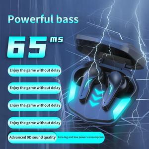 Image 3 - MD188 TWS 5.1 słuchawki Stereo Low Latency Gaming zestaw słuchawkowy Bluetooth do słuchania przełączanego trybu gry i trybu audio wizualnego
