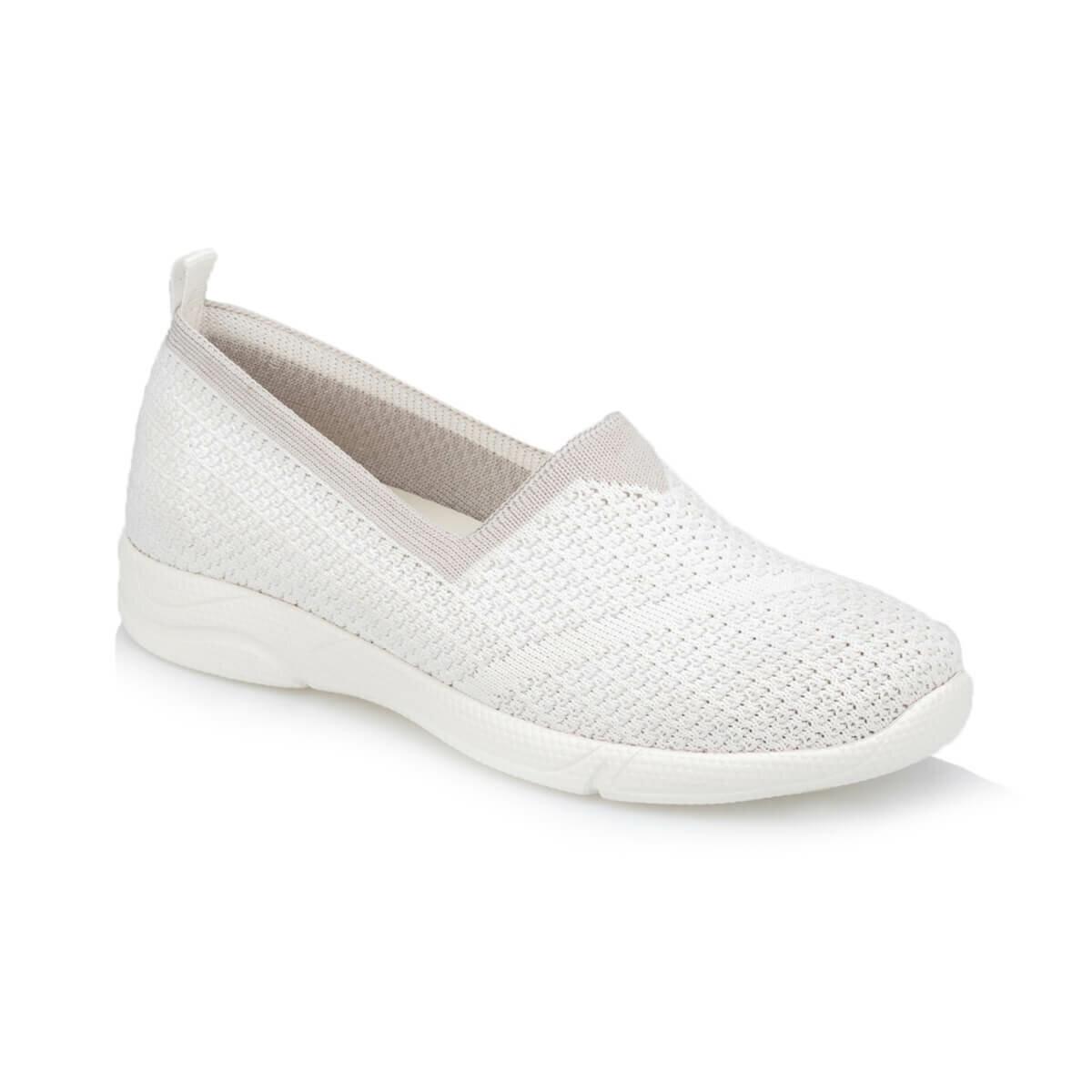 FLO TRV910044 White Women 'S Shoes Polaris