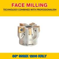 TK SNMX 12 001 KRLY FACE MILLING EM88 50X5 022 SNMX 1206