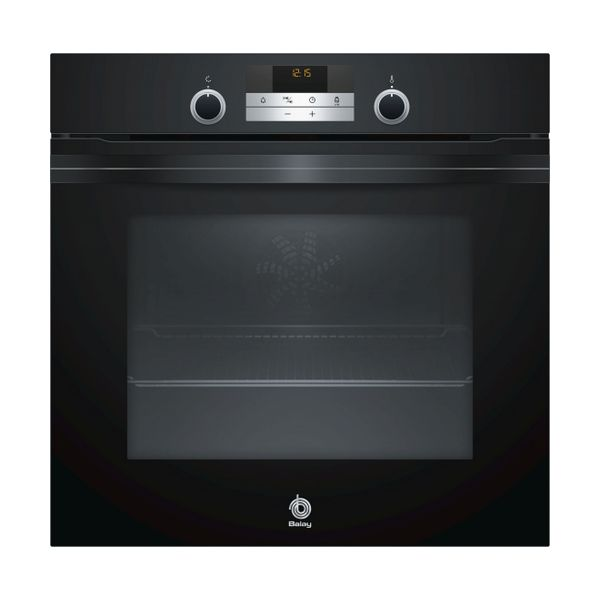Multipurpose Oven Balay 3HB5358N0 71 L Aqualisis 3400W Black