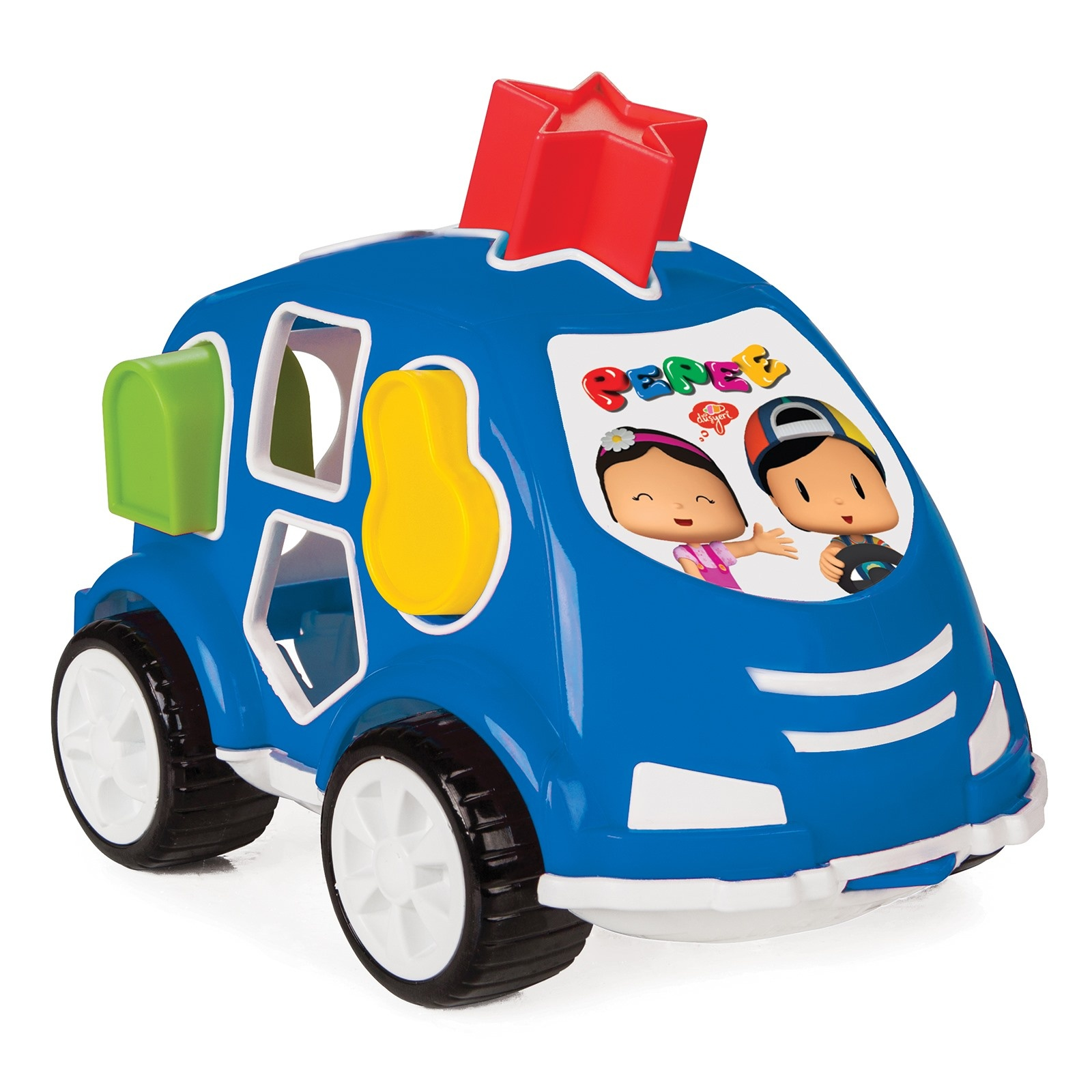 Ebebek Pepee Educational Car Toy