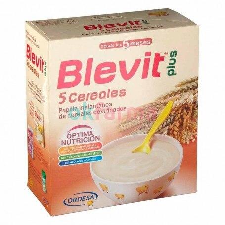 Blevit Plus 5 Grain 600 GR