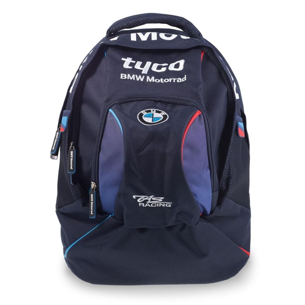 BACKPACK Paddock Pitline Teamwear Motorcycle Racing Team Tyco Motorrad BMW