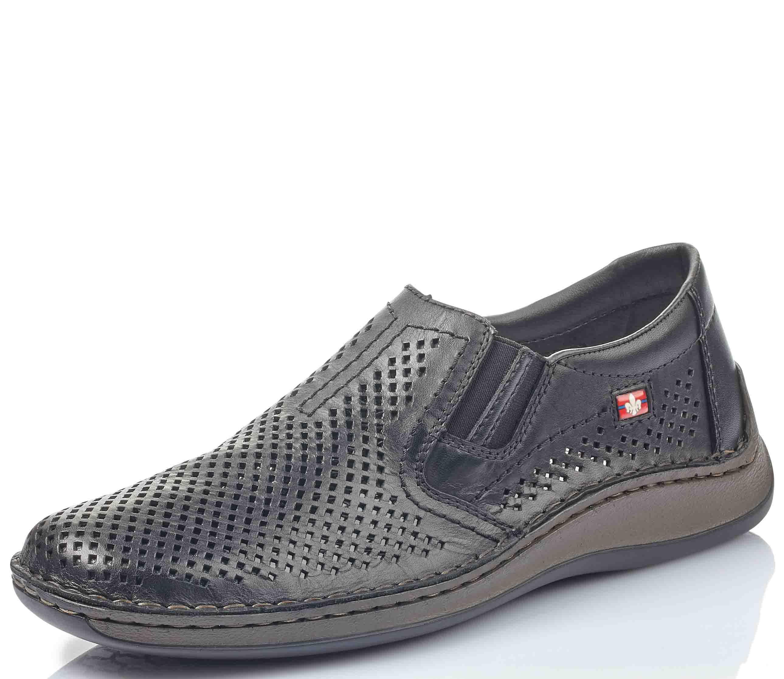 05297/00 Полуботинки мужские Rieker|Повседневная обувь|   | АлиЭкспресс