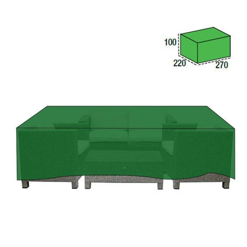 Couvre Table/ensemble 100x220x270 cm.