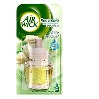 Elektrische Lufterfrischer Refills Weiß Bouquet Luft Docht (19 ml)