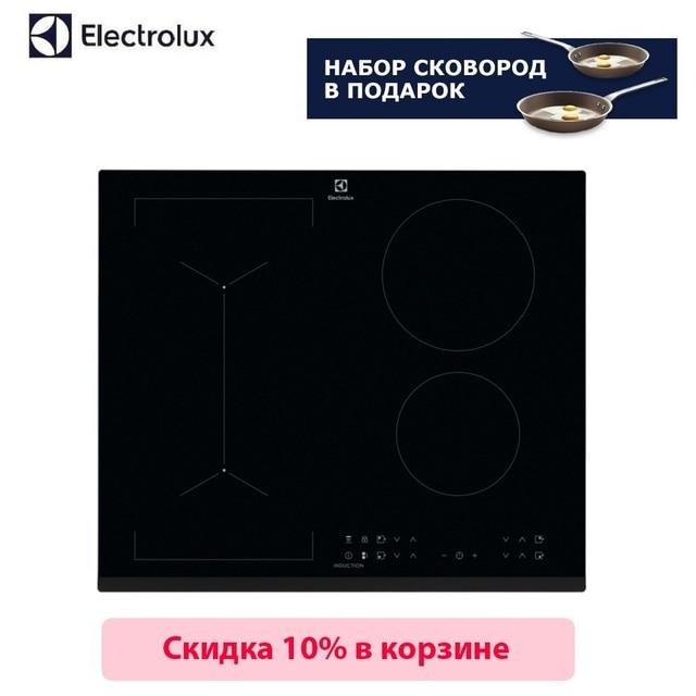 Индукционная варочная панель Electrolux IPE6443KF
