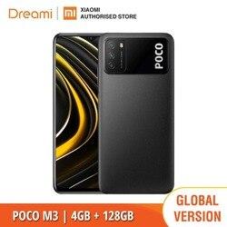 Глобальная версия POCO M3 4 Гб RAM 128 Гб ROM (абсолютно новый/запечатанный) poco, pocom3, телефон