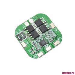 Bms контроллер заряда Li-ion аккумуляторов 20A