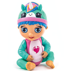 Interactive toy Playmates Tiny Toes Unicorn