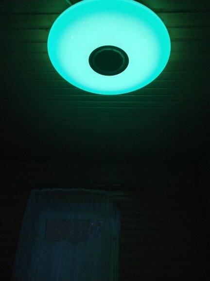Luzes de teto Lampara Lampara Aplicativo