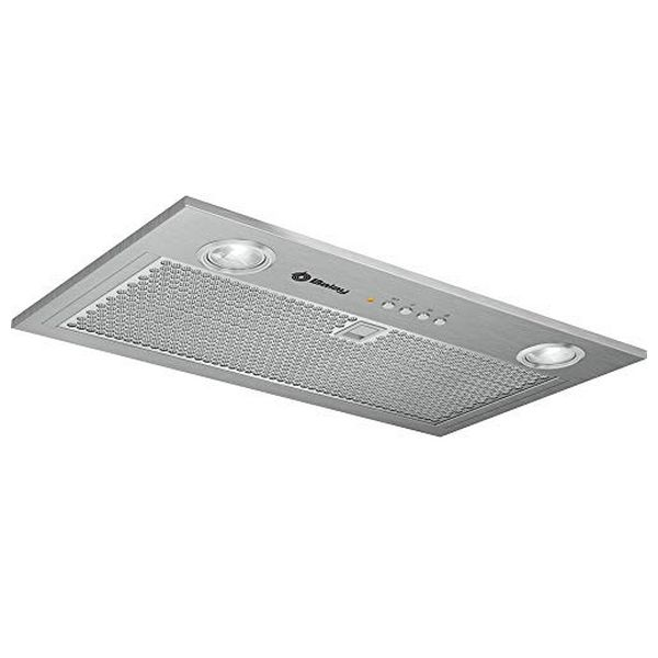 Conventional Hood Balay 3BF267EX 690 m³/h 65 dB 252W Stainless steel|Range Hoods|   - title=