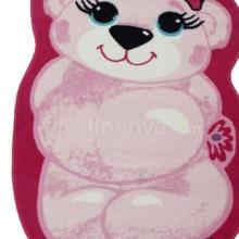 Confetti Play Mats Pretty Bear Carved 80x127