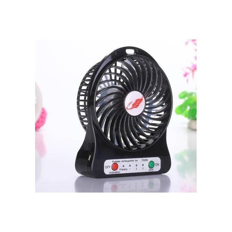 Portable Mini Fan Rechargeable