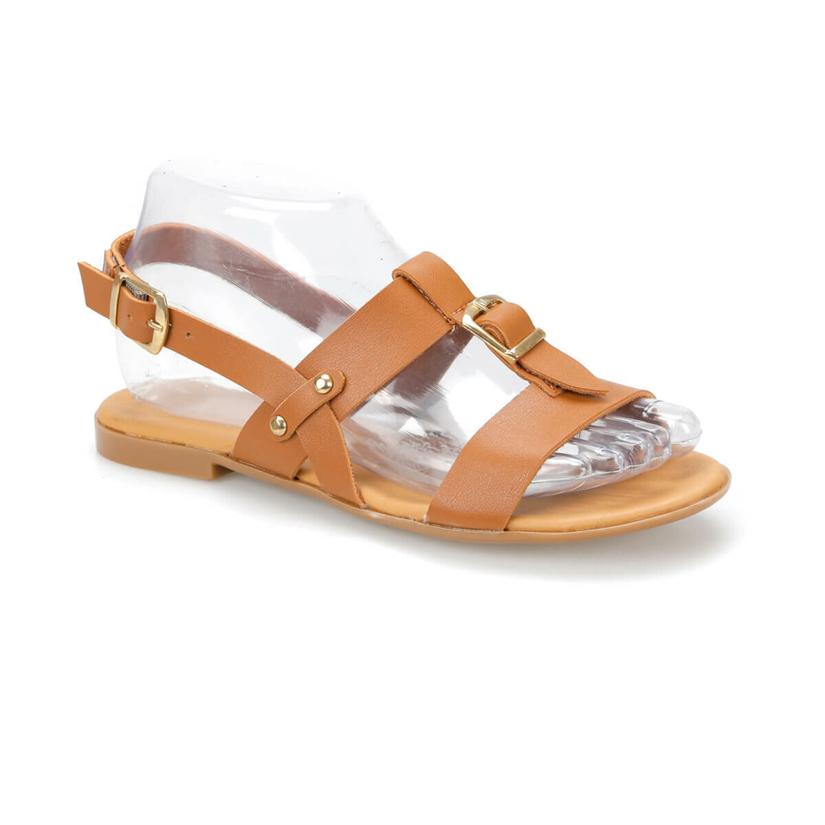 FLO CS19150 Tan Women 'S Sandals Art Bella