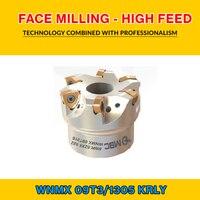 TK WNMX 13 012 KRLY FACE MILLING - HIGH FEED BMR 80X5 027 WNMX 130520