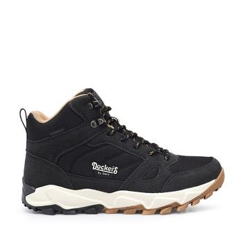Dockers buty wodoodporne buty męskie 229536 tanie i dobre opinie Dockers Shoes Podstawowe ANKLE