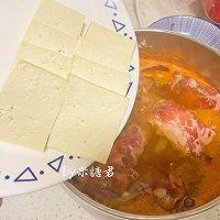 韩式肥牛泡菜豆腐汤的做法图解8