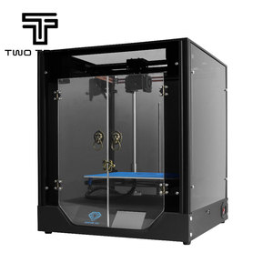 Image 4 - EU RU Warehouse TWO TREES 3D Printer Sapphire Pro Core XY BMG Extruder High precision DIY Kits 3.5 inch touch screen MKS TMC2208