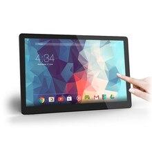 Ucuz 15.4 inç PoE Android Tablet pc gömme duvara montaj (Rockchip3288, 2GB DDR3, 8GB flaş, wifi, Ethernet, BT, VESA, braket)