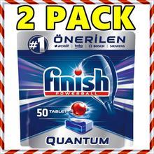 100 шт Finish Quantum Powerball моющее средство для посудомоечной машины Чистящая средство для посуды вкладки чистящий посудомоечный концентрат таблетки