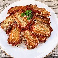 外酥里嫩的炸带鱼简单易做,无敌好吃❗️的做法图解8