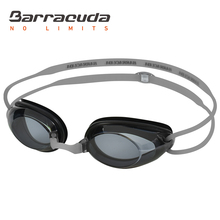 Barracuda Swimming Optical Goggles #2195 with 12 short-sightness diopters -----BLACK aryca 2 5 diopters silicone pc swimming goggles black