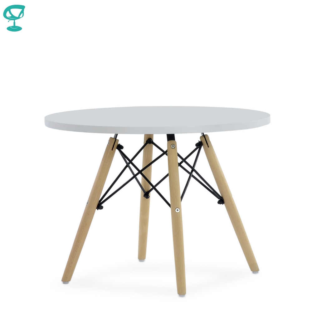 TN12White Barneo TN-12 MDF Interior Coffee Table For Rest Table Furniture Dining Table Color Brown Free Shipping In Russia