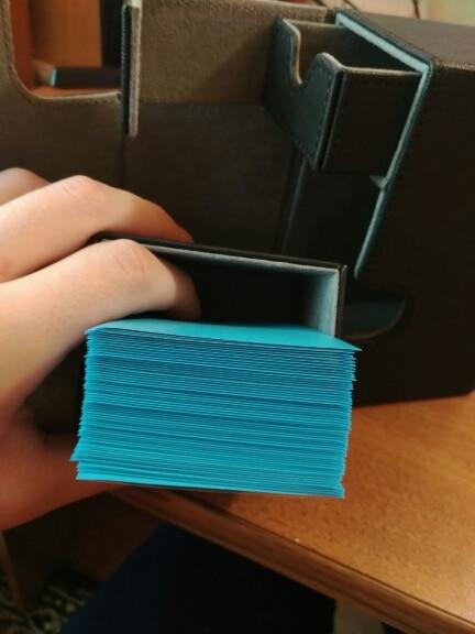 -- Baralho Cartão Tamanho