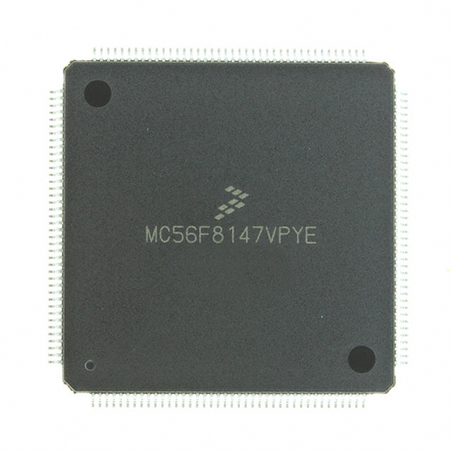 MC56F8367VPYE MC56F8367V MC56F8367 56800E Microcontroller IC MCU 16BIT 512KB FLASH 160LQFP