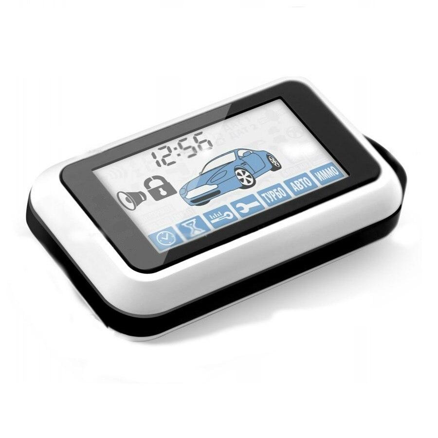 Mando a distancia para alarma de coche Starline E90