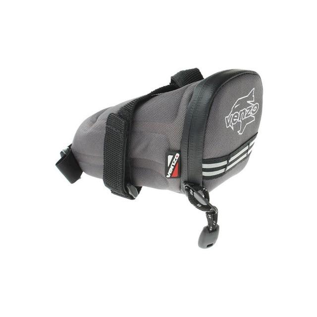 Велосумка VENZO VZ-F21-030 под седло черный для инструмента